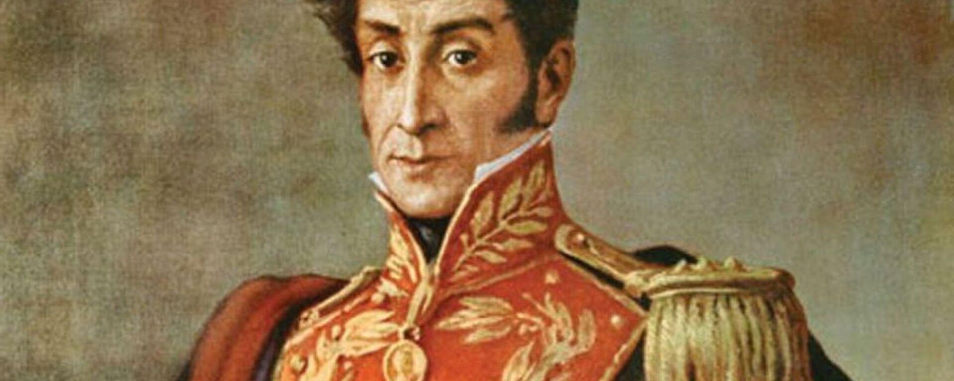Retrato de Simón Bolívar - Sputnik Mundo, 1920, 24.07.2021