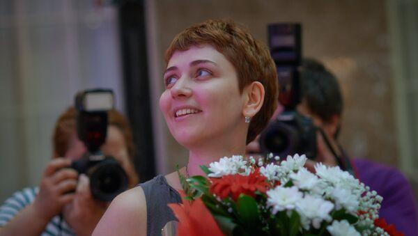 Anna Starobinets, escritora rusa - Sputnik Mundo