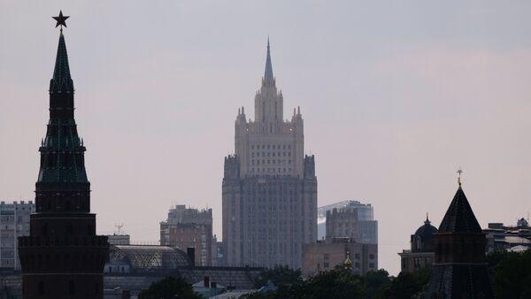 El Ministerio de Asuntos Exteriores de Rusia y el Kremlin - Sputnik Mundo