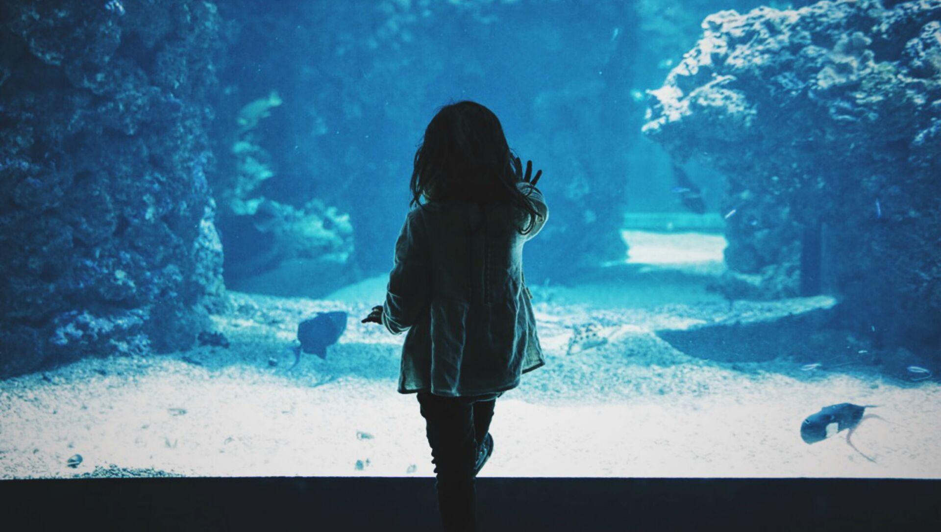 Una niña, imagen referencial - Sputnik Mundo, 1920, 04.02.2021