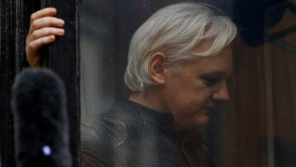 Julian Assange, fundador de WikiLeaks (archivo) - Sputnik Mundo