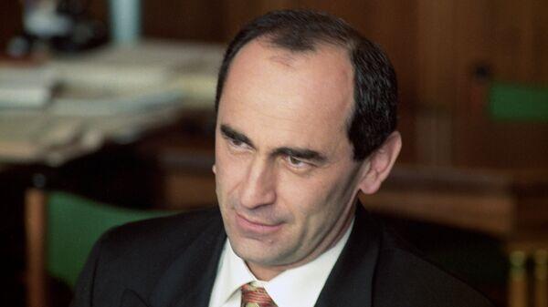 Robert Kocharián, expresidente de Armenia (archivo) - Sputnik Mundo