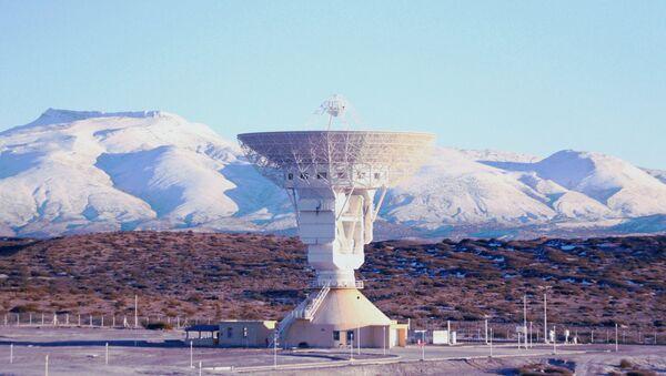 La Estación Espacio Profundo, construida por China en la Patagonia - Sputnik Mundo