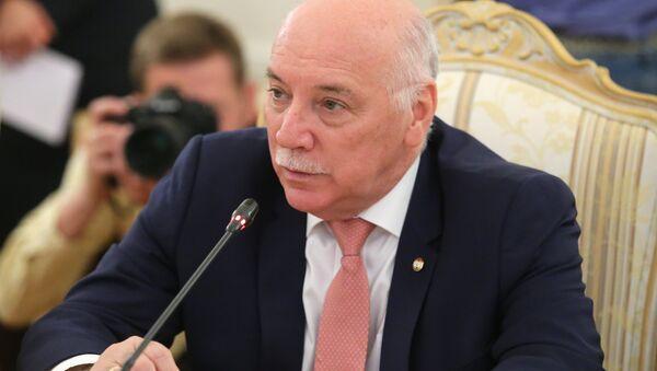 Eladio Loizaga Caballero, ministro de Exteriores de Paraguay - Sputnik Mundo