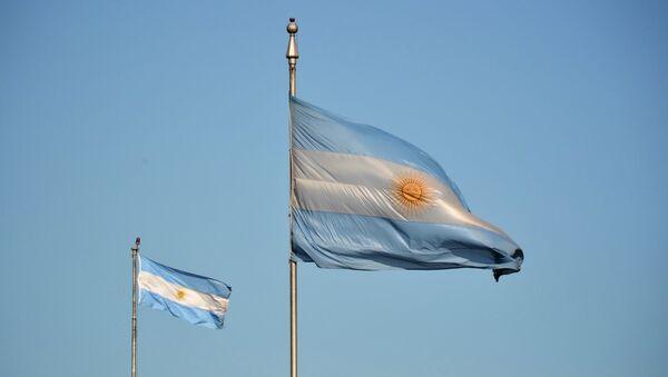 Banderas de Argentina - Sputnik Mundo