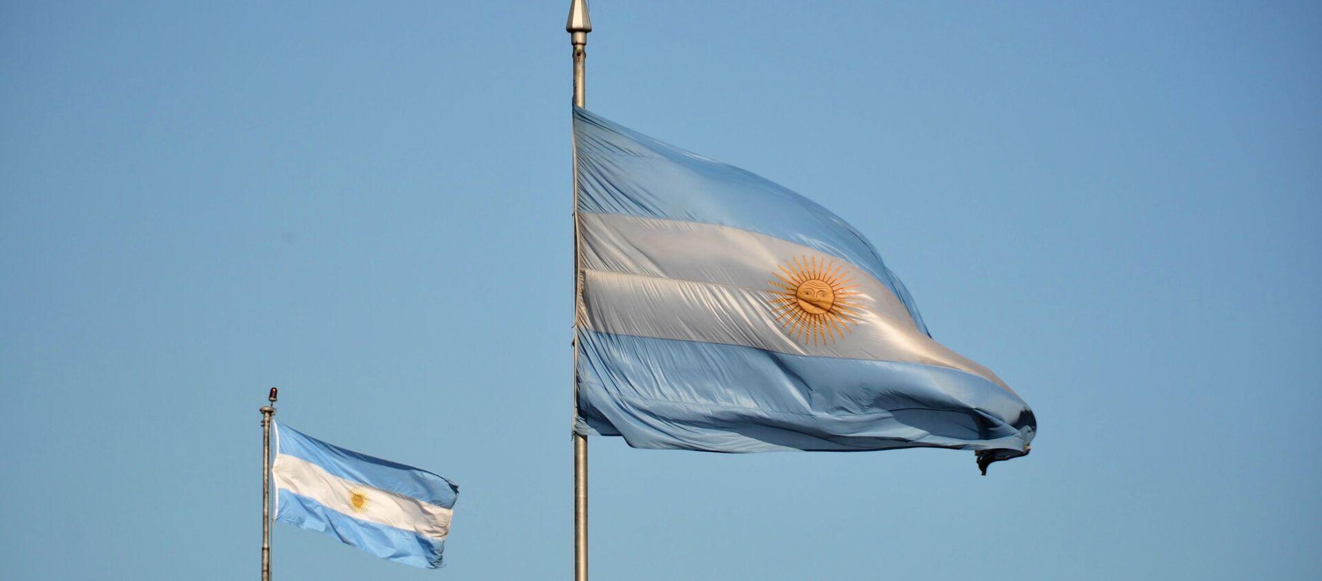 Banderas de Argentina - Sputnik Mundo, 1920, 22.10.2020