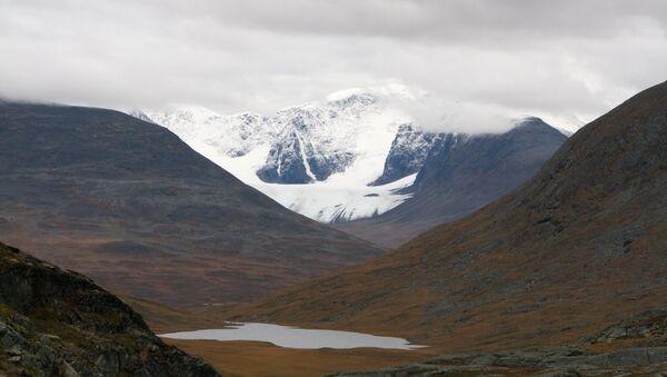 El monte Kebnekaise en Suecia - Sputnik Mundo