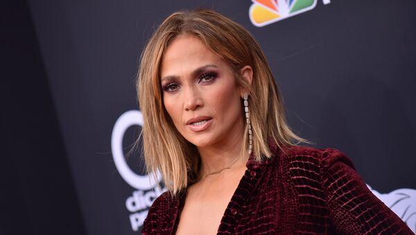 Jennifer Lopez, cantante estadounidense - Sputnik Mundo