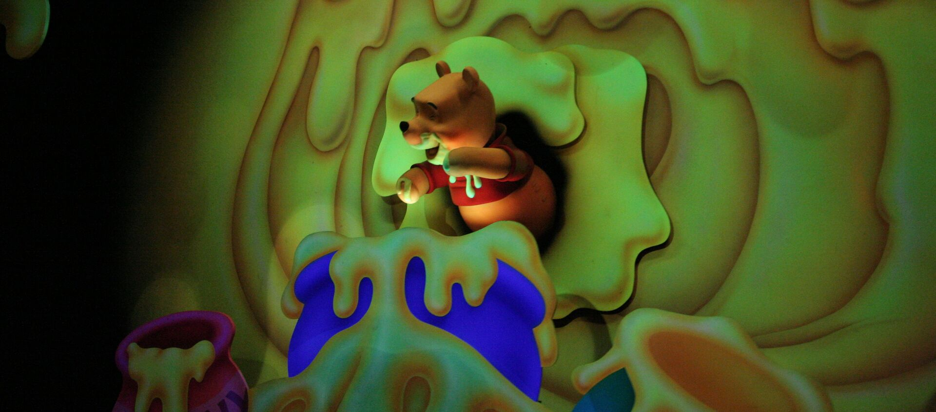 Winnie the Pooh, imagen referencial - Sputnik Mundo, 1920, 04.08.2018