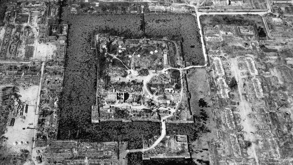 Bombardeo de Hiroshima - Sputnik Mundo