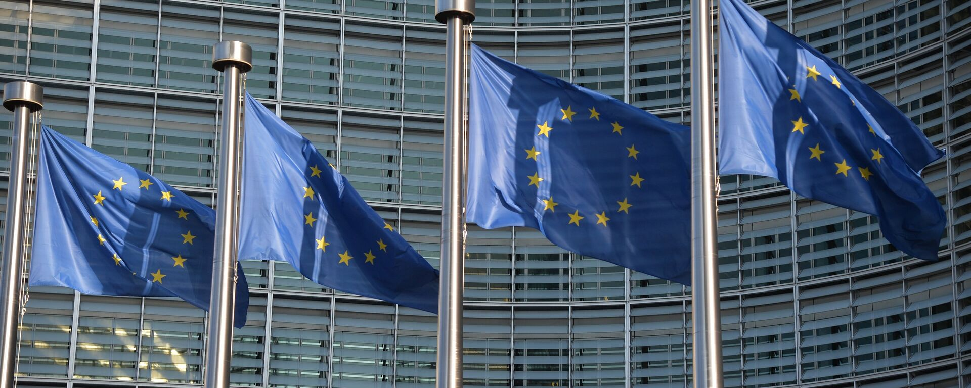 Banderas de la UE - Sputnik Mundo, 1920, 30.09.2021