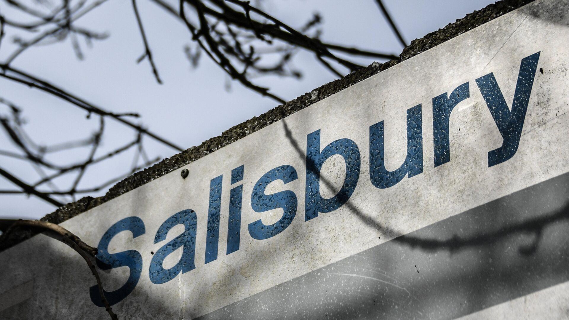 Salisbury, la ciudad británica donde fueron envenenados los Skripal - Sputnik Mundo, 1920, 23.09.2021