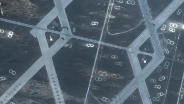 ¿Revela Google accidentalmente bases militares secretas en el desierto de Gobi? - Sputnik Mundo