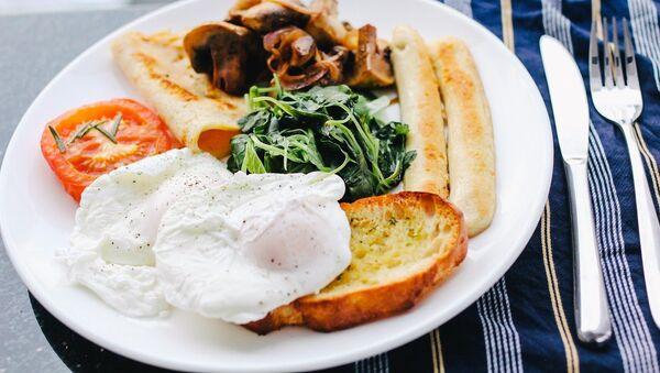 Un desayuno, referencial - Sputnik Mundo