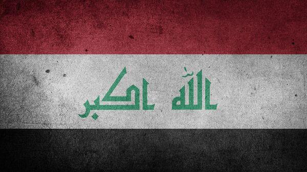 Bandera de Irak - Sputnik Mundo