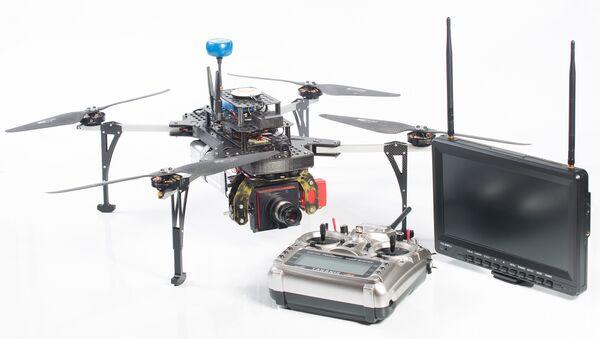 Dron Orion-Drone de la empresa Shvabe - Sputnik Mundo