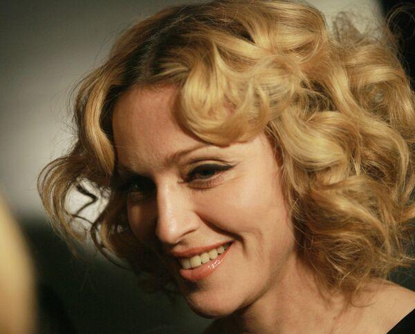 Madonna en el estreno de la película Revólver en Nueva York, 2007 - Sputnik Mundo