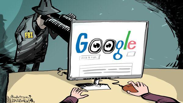 El Gran Hermano te está vigilando: Google sabe dónde estás aunque no quieras - Sputnik Mundo