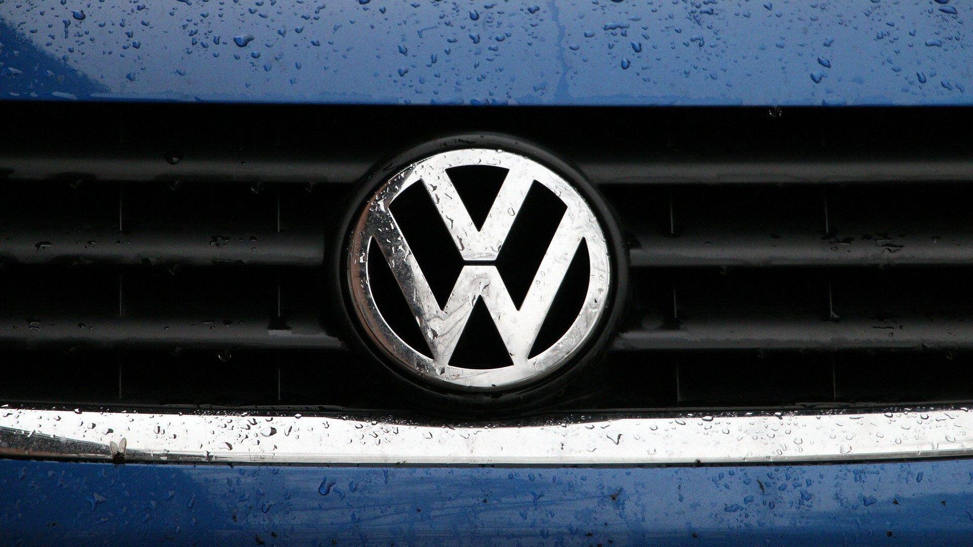 Un logo de Volkswagen - Sputnik Mundo, 1920, 31.03.2021