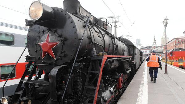 El tren 'Rusia imperial' - Sputnik Mundo