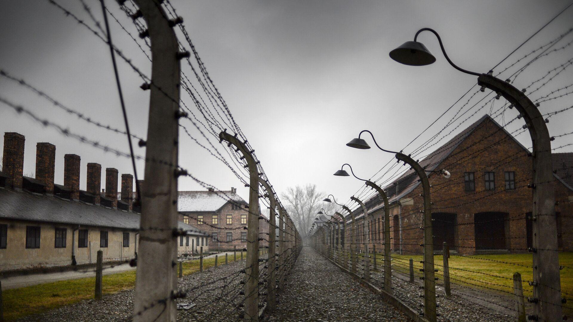 Campo de concentración (imagen referencial) - Sputnik Mundo, 1920, 12.10.2021