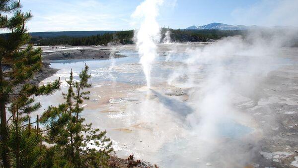 Parque Nacional de Yellowstone - Sputnik Mundo