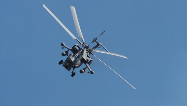 El Mi-28N - Sputnik Mundo