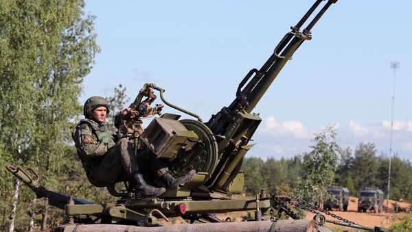 Un militar ruso (imagen referencial) - Sputnik Mundo