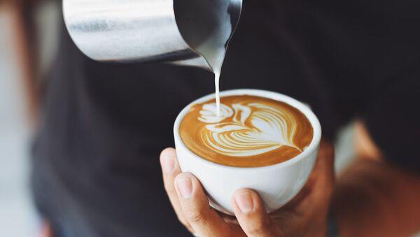 Café servido - Sputnik Mundo
