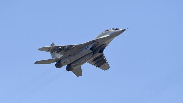 El caza ruso MiG-29SMT - Sputnik Mundo