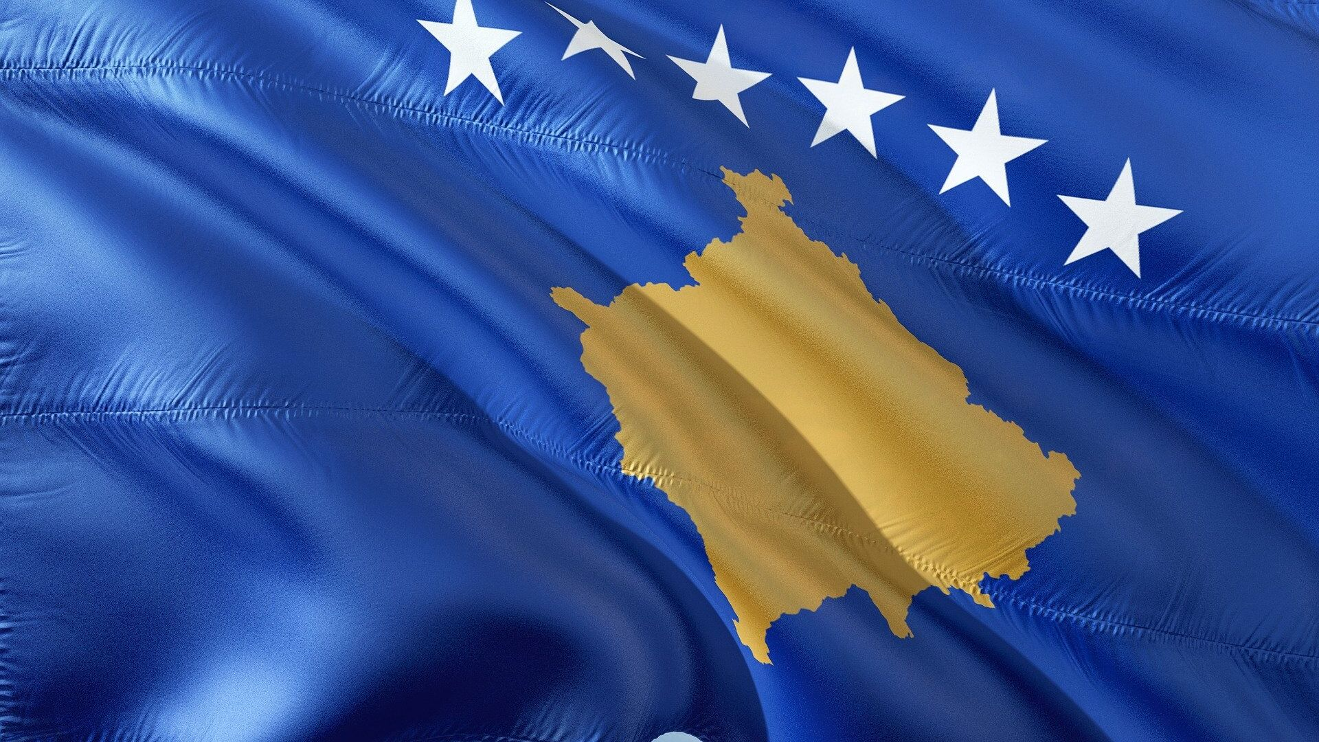 Bandera de Kosovo - Sputnik Mundo, 1920, 15.02.2021