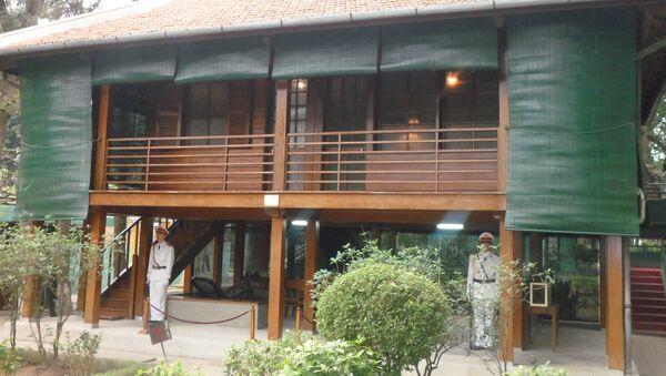 La Casa Zancuda donde vivió Ho Chi Minh como presidente de la entonces República Democrática de Vietnam - Sputnik Mundo