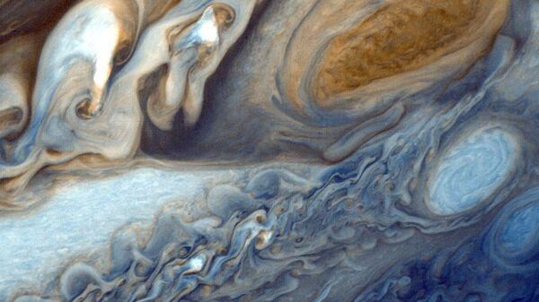 Júpiter, imagen referencial - Sputnik Mundo