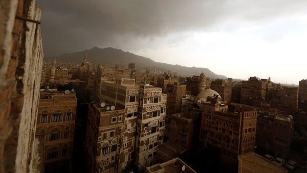 Saná, la capital de Yemen - Sputnik Mundo