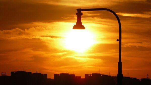 La luz solar - Sputnik Mundo