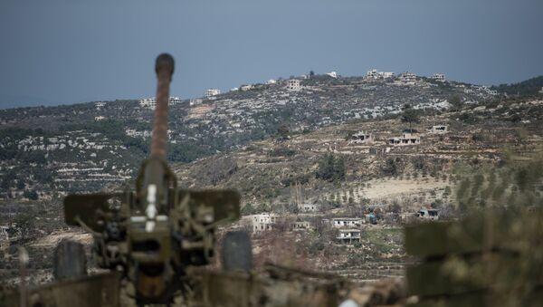Situación en Idlib, Siria (archvio) - Sputnik Mundo
