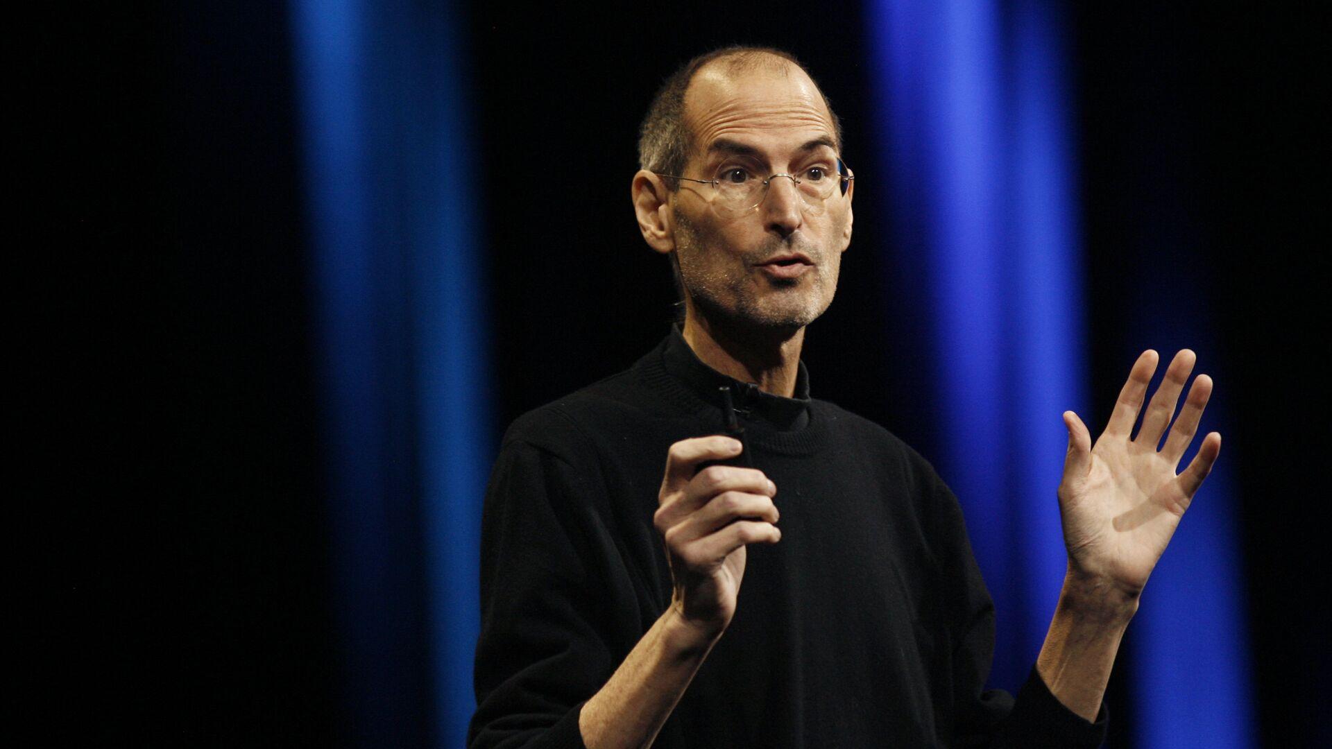 Steve Jobs - Sputnik Mundo, 1920, 26.09.2021