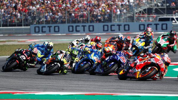 El Gran Premio de San Marino del Campeonato Mundial de Motociclismo 2018 - Sputnik Mundo