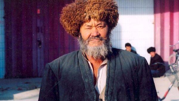 Un uigur (imagen referencial) - Sputnik Mundo