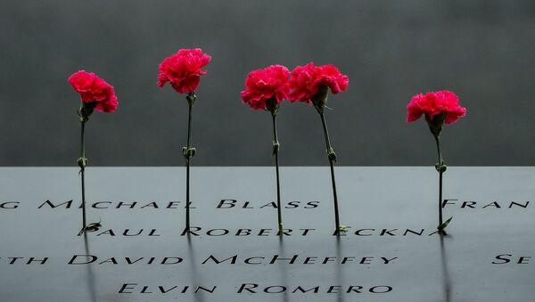 Memorial del 11S en Nueva York - Sputnik Mundo