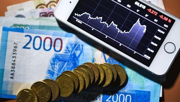 Tasa de cambio del dólar estadounidense en Rusia - Sputnik Mundo