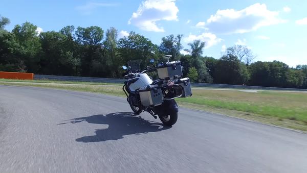 BMW diseña una motocicleta no tripulada - Sputnik Mundo