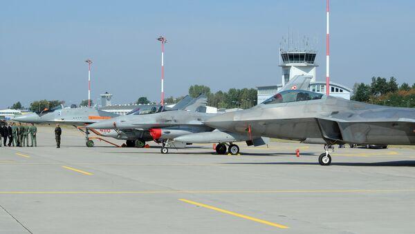 Base militar en Polonia (archivo) - Sputnik Mundo