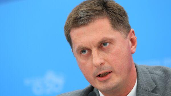 Dmitry Feoktistov, actual embajador de la Federación de Rusia en Argentina - Sputnik Mundo