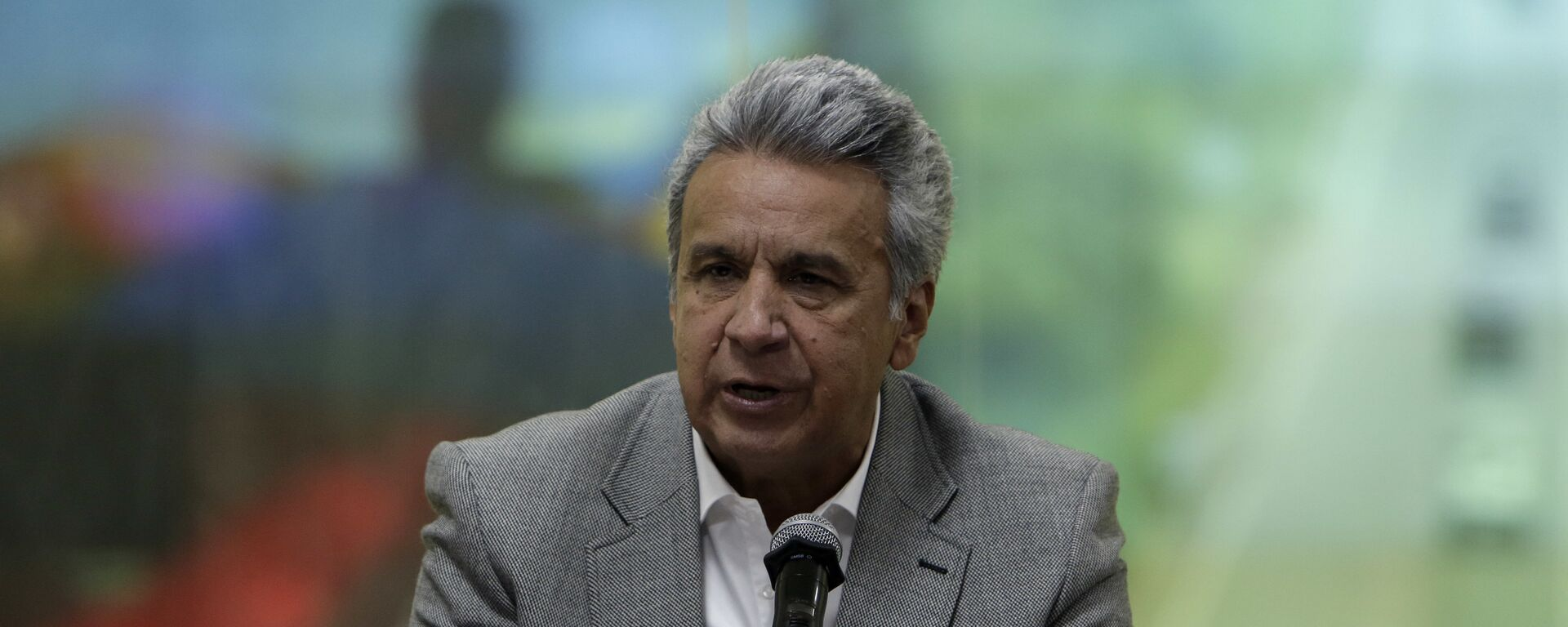 Lenín Moreno, presidente de Ecuador - Sputnik Mundo, 1920, 19.03.2021