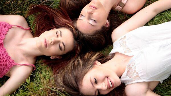 Tres mujeres juntas - Sputnik Mundo