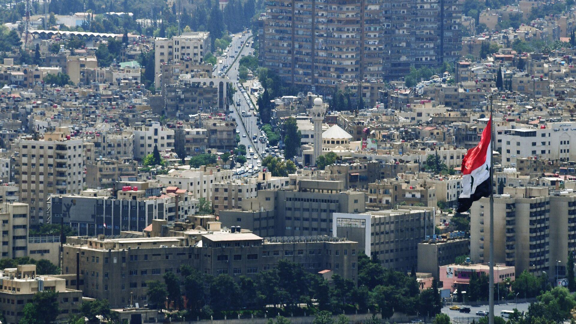 La vida cotidiana en Damasco, Siria - Sputnik Mundo, 1920, 17.09.2021