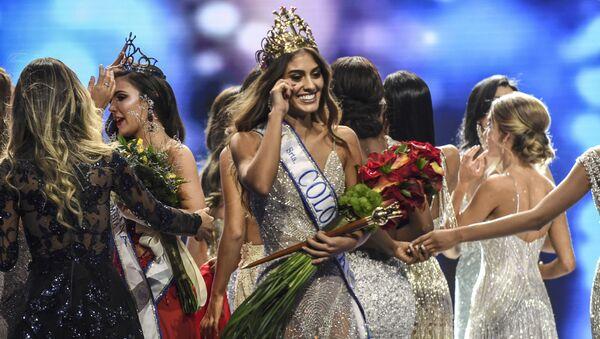 Eligen en Medellín la nueva Miss Colombia - Sputnik Mundo