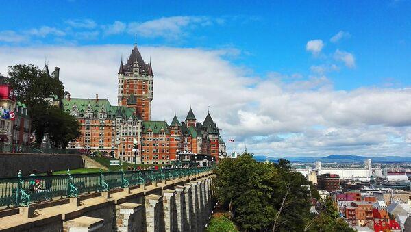 Quebec, Canadá - Sputnik Mundo