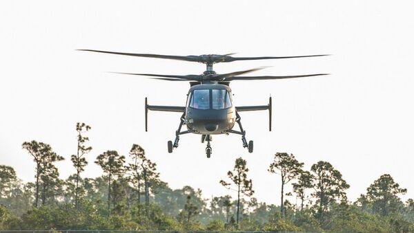 Helicóptero S-97 Raider - Sputnik Mundo